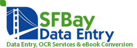 Data Entry andData Conversion Services in SF Bay Area, California
