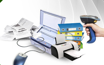 Large Format Scanning Services
