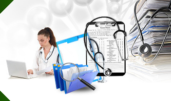 Healthcare Data Entry Services